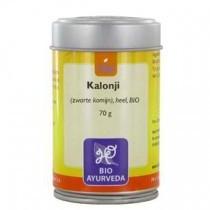 Kalonji (zwarte komijn), heel BIO - 70 g