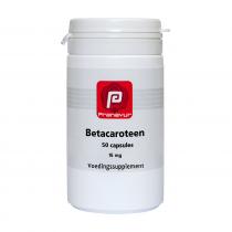 Pranayur Betacaroteen 15 mg - 50 caps.