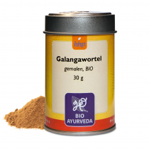 Galangawortel, gem. BIO 30 G