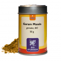 Garam Masala, gem. BIO - 50 g