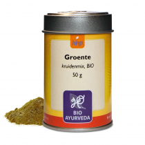 Kruidenmix voor Groente BIO - 50 g