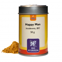 Happy Man Kruidenmix BIO 50 G