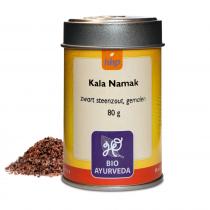 Zwart steenzout Kala Namak - 80 g