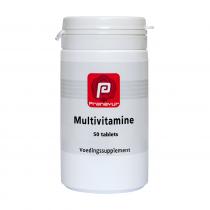 Pranayur Multivitamine - 50 tabl.