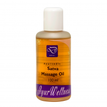 AW Satva Massage Olie 100 ML
