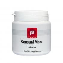 Pranayur Sensual Man 60 vcaps