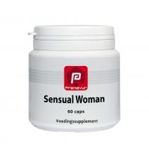 Pranayur Sensual Woman - 60 vcaps.