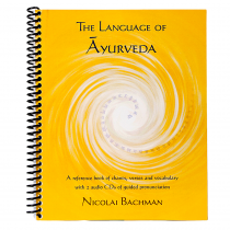 The Language of Ayurveda