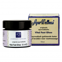 Pranayur Vital Feet Ghee 50 ml