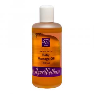 Ayurveda Baby massage oil 200 ml