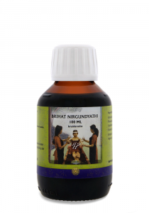 Brihat Nirgundyathi Taila - 100 ml