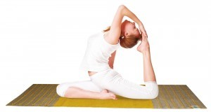 Ayurvastram Yogamat 66 x 182 cm