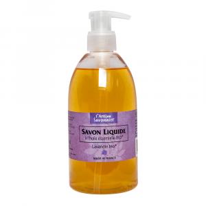 Vloeibare zeep lavendel, biologisch - 500 ml